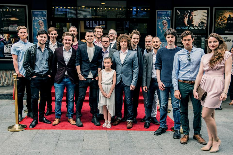 credence red carpet